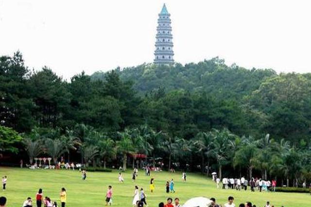 广西地级市旅游热度指数排行:大明山青秀山跻身前十