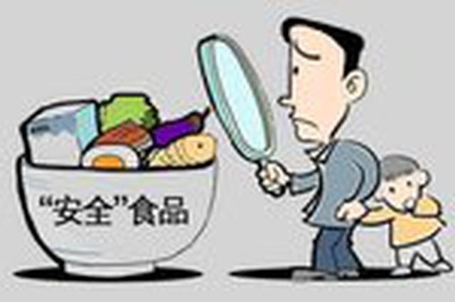 """南宁:草鱼韭菜等11批次样品上""""黑榜"""""""
