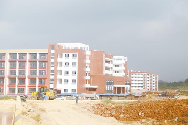 凝聚合力 加快推进广西南宁教育园区建设