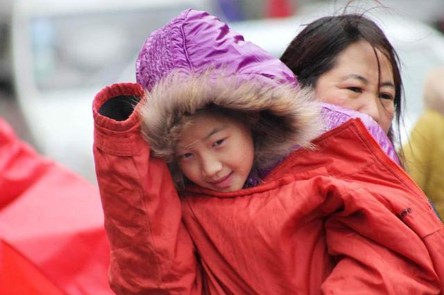 广西:冷空气欲降高温  奈何功力还太弱