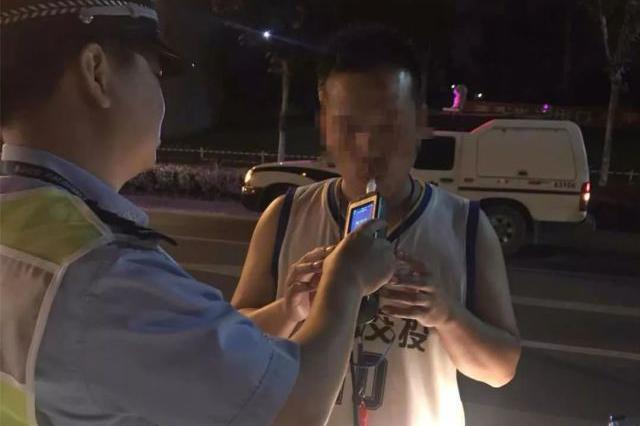 世界杯两晚杭州查处37起酒驾 赛事后为整治重点时段
