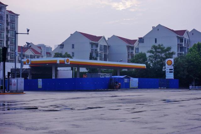配合乙醇汽油推广使用 长江道加油站升级改造