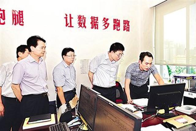 海南今年上半年受理网上信访5759件办结5471件