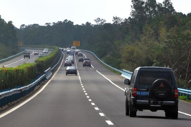 关于对G80广昆高速路段实施临时限制交通措施的通告