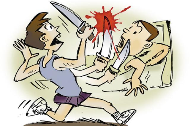 与人争吵中被瞪一眼怀恨在心 荔浦青年持枪报复伤人