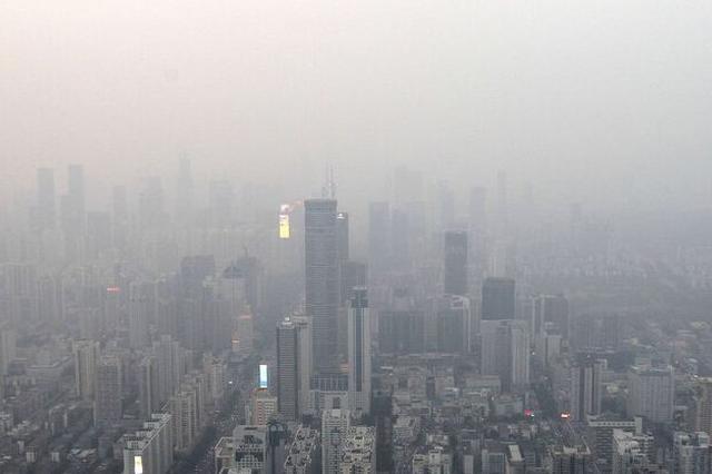 """天津今起4天雾霾""""抬头"""" 周末最高气温将升至21℃"""