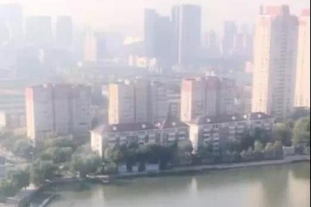 今起3天 雾和霾笼罩津城