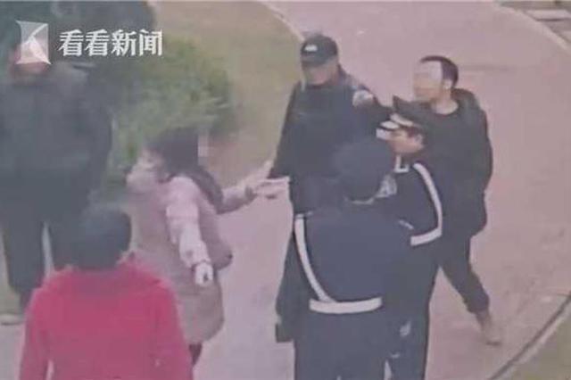 重庆3岁男童被小伙伴咬伤大哭 双方家长赶来大打出手