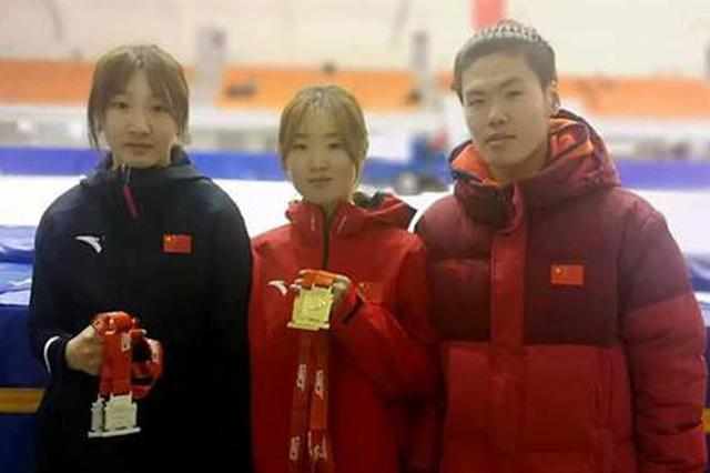 全国短道速滑青少年锦标赛:河北选手获4金4银1铜