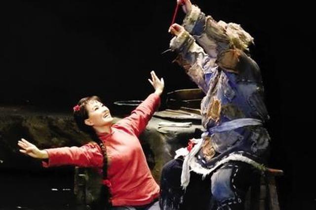雷佳:怀敬畏之心去演《白毛女》努力表现经典艺术
