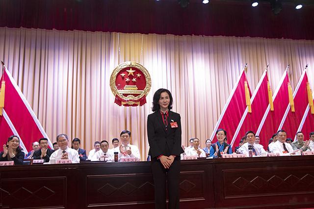 徐丽全票当选汉阳区人民政府区长(图/简历)