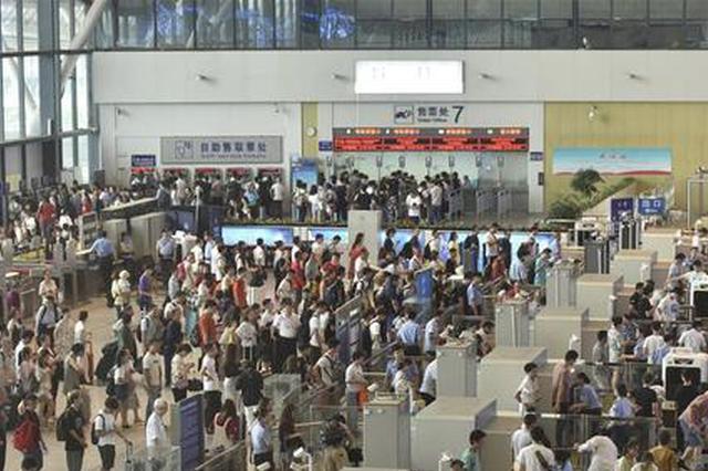 桂林火车站2019年暑运预计发送旅客375.3万人