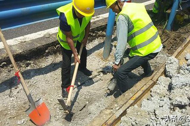 湖北十堰地区取消高速公路省界收费站工程正式开工