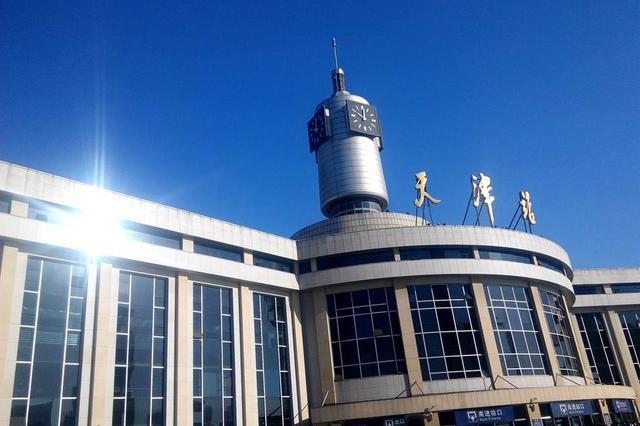 天津站周边违法停车暑期专项治理启动