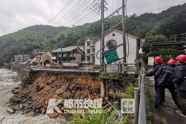 杭州男孩目睹山洪吞噬家园  4名亲人不幸遇难