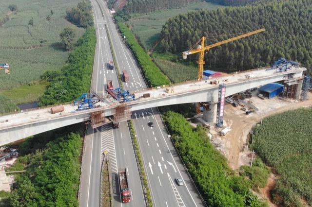 重磅!南崇铁路建设取得重要进展 未来打动的去机场