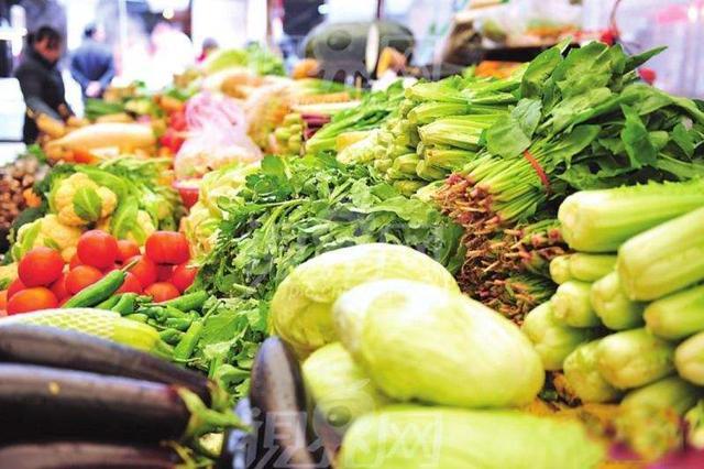 上海采取保供稳价措施 蔬菜批发量增价跌猪肉供应平稳