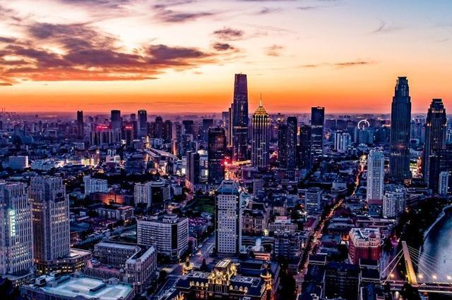 这份政商关系榜单天津在关键指数上排名省份前三