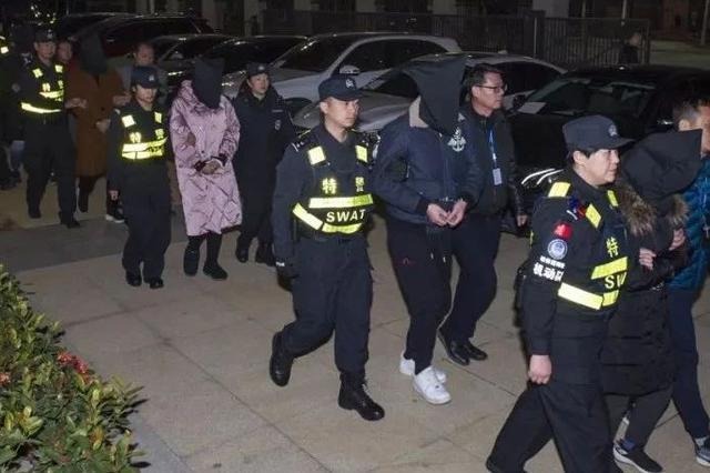 揭秘|桂林警方打掉一个特大传销组织 涉案金额4个亿