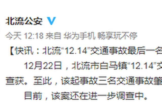 广西一老人被3车连撞当场身亡 最后一名逃逸司机到案