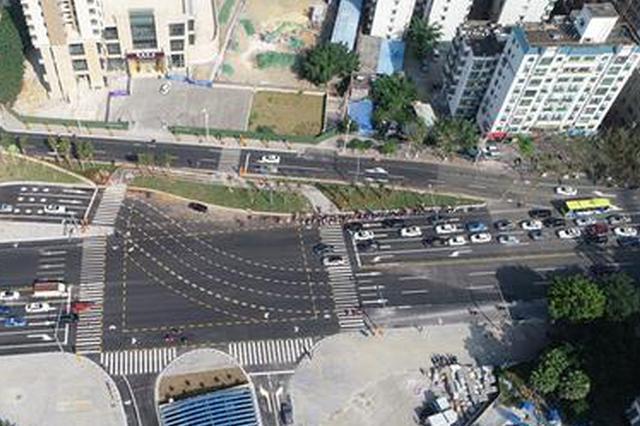 海口省府北—白龙南互通工程完工 18日18时通车