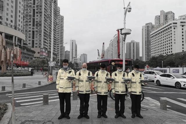 深圳全市临时调控93路口信号灯 全市道路交通秩序良好