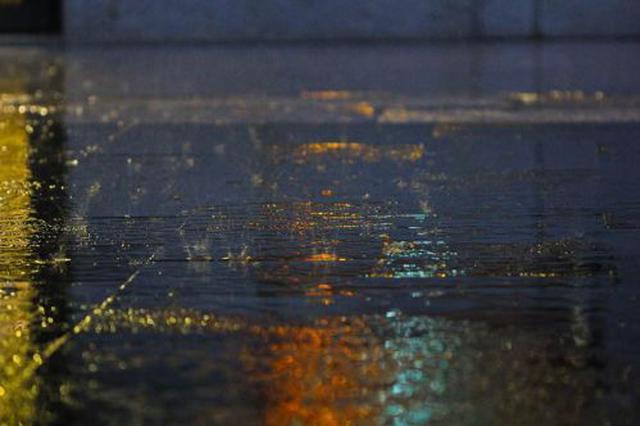 """今明两日雨水将继续""""刷屏"""" 6日白天起降水减弱"""