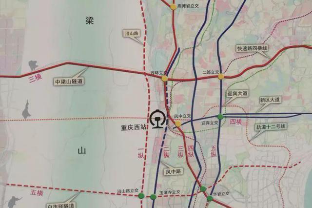 白市驿隧道项目力争上半年开工 估算总投资107亿元