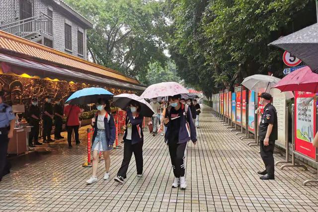 重庆市2021年普通高校招生考试 考后主要时间节点安排