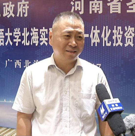 河南圣源集团北海项目经理孟文平
