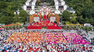 2018屈原故里端午文化节开幕