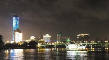 邕江夜游11月21日正式迎客