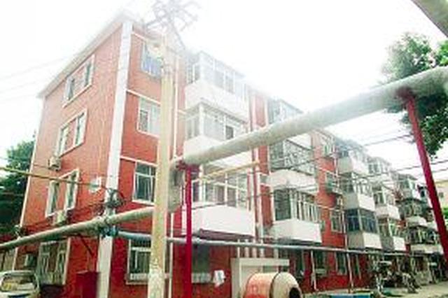 天津:550个老旧小区和远年住房片区改造已开工