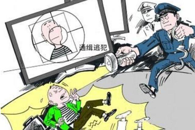 抢红眼连警察也下手 萧县一抢劫犯逃亡23年终落网