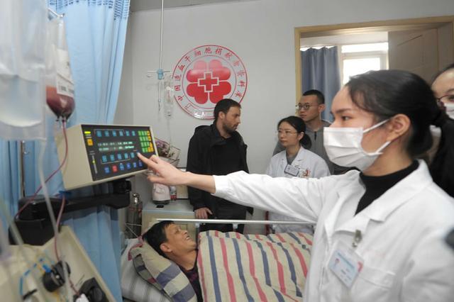 福建省志愿者成功向以色列捐献造血干细胞