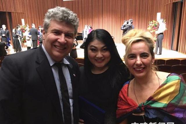 宝文理教师日本唱响爱国旋律 获国际比赛银奖
