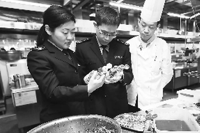 """安徽省食药监局给年夜饭提前""""过安检"""""""