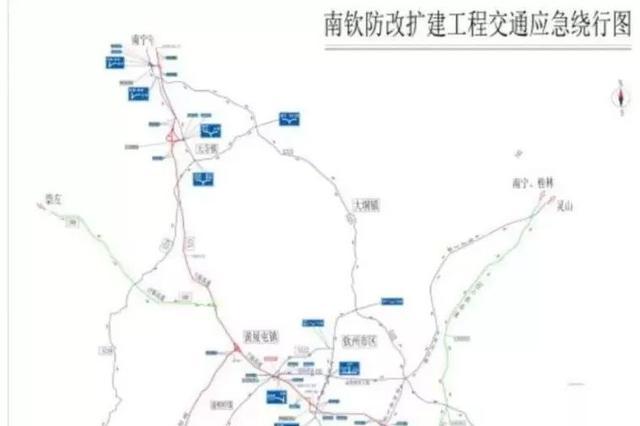 春节期间兰海高速又要修修修!最全绕行方案在这里
