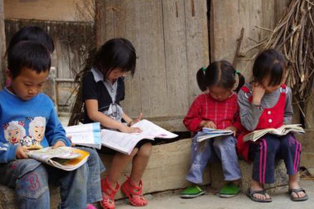 广西留守儿童超过40万人 新年愿望:父母回乡工作