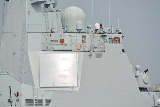 日本人镜头下的中华神盾舰:工艺精湛 气势磅礴(图)