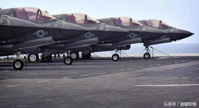 F-35,一款大家耳熟能详的明星战机。很多人赞叹