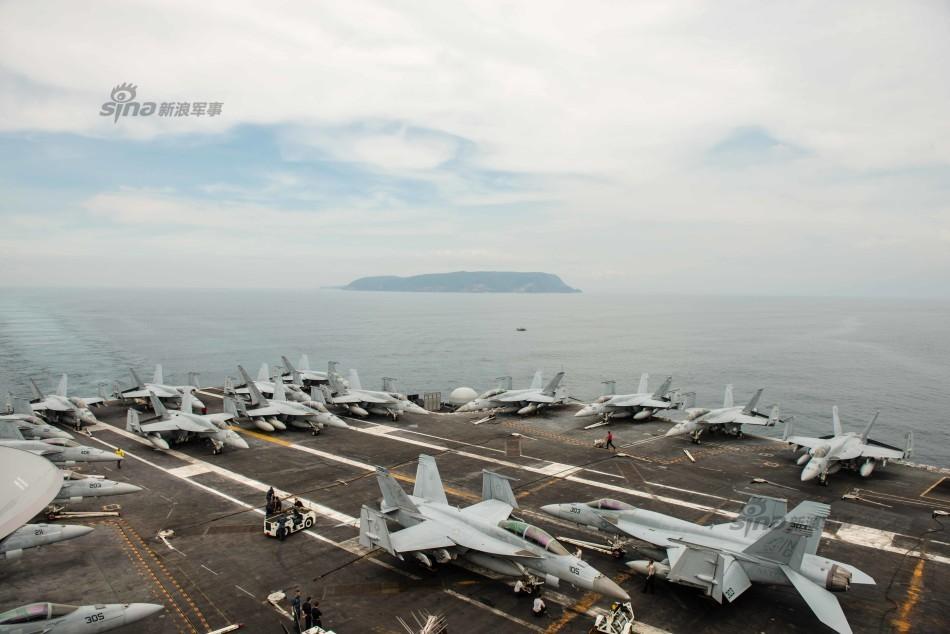 美日裔上将再次对华挑衅:已准备好与中国的任何对抗