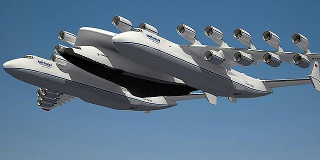 画面太美我不敢看!Twins版安225航天器发射台