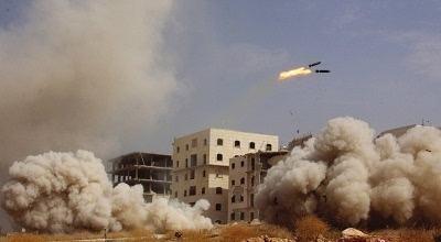 叙利亚首都大马士革多个居民区遭炮击 致6死45伤