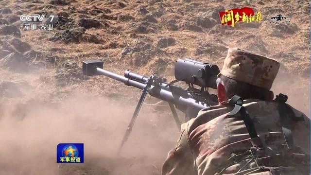 解放军大口径狙击步枪有多牛?能打下空中的武直