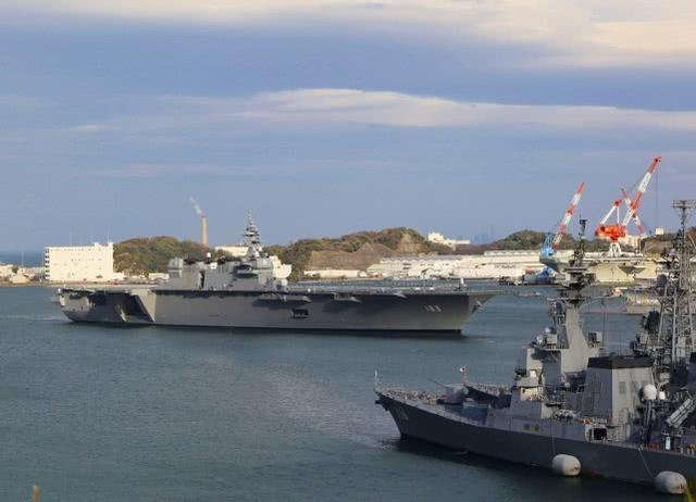 我052D驱逐舰赴日参加阅舰式 或将接受出云号检阅
