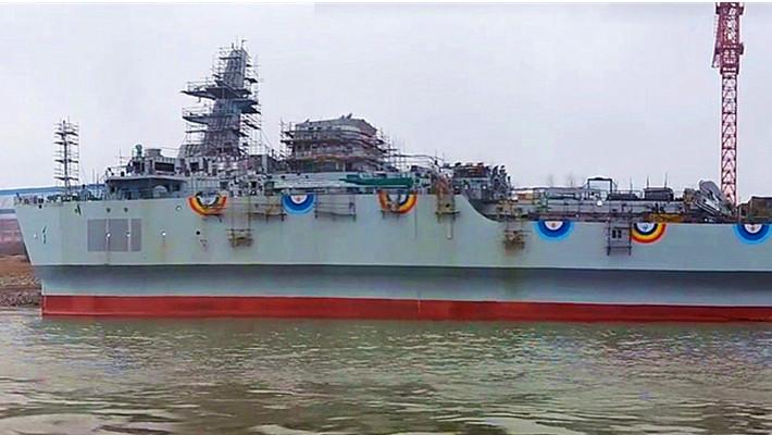 啥时去逛加勒比海?中国版无瑕号测量船第二艘亮相