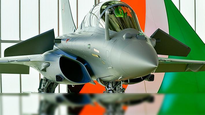 萬國牌軍隊的新型號!印度接收第一架陣風戰斗機