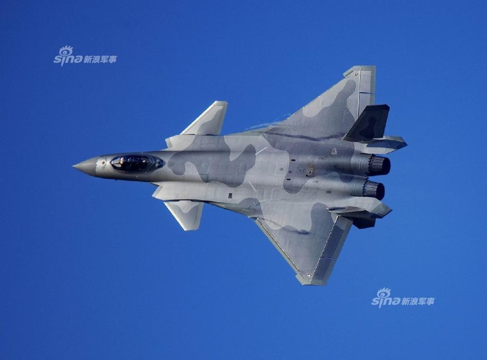福布斯评选全球12大武器 歼20领衔三款中国武器上榜
