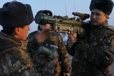 中国前卫18导弹出口中亚 曾在利比亚等地参战(图)